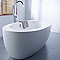 baignoire 175 x 85 cm form eden castorama. Black Bedroom Furniture Sets. Home Design Ideas