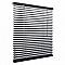 Store vénitien aluminium Studio gris 45x180 cm