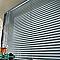 Store vénitien aluminium COLOURS Archi argent 120 x 180 cm