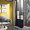Store vénitien aluminium COLOURS Studio noir 45x180 cm