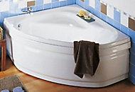 Tablier baignoire d'angle Form Niagara 135 cm
