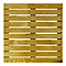 Dalle de terrasse pin Blooma Tingo 100 x 100 cm, ép.28mm