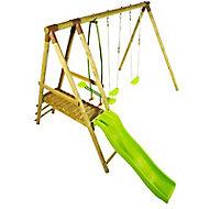 Aire de jeux en bois Blooma Mayaca
