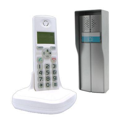 Interphone Audio Blyss Fonction Téléphone Castorama