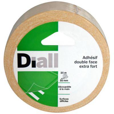 Adhésif Double Face Extra Fort Scotch 25 M X 50 Mm Castorama