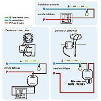 Module récepteur Blyss - Eclairage intérieur
