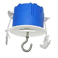 Boîte DCL à encastrer au plafond + douille