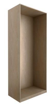 Caisson chêne form darwin 75 x 2004 x 566 cm