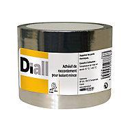 Adhésif de raccordement pour isolant mince Diall 50m