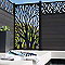 Poteau modulable concept composite Idaho 90cm anthracite