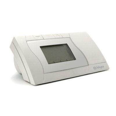 thermostat programmable sans fil blyss castorama. Black Bedroom Furniture Sets. Home Design Ideas