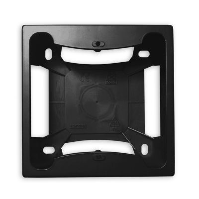 cadre avec support 1 poste colours kalya gris soft castorama. Black Bedroom Furniture Sets. Home Design Ideas