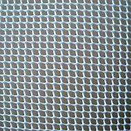 Grillage maille carrée blanc 2cm, L. 3 x H.1 m