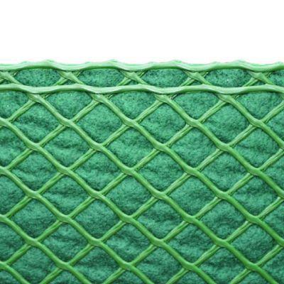 Duo écran total polyéthylène Blooma vert 5 x h.1,5 m   Castorama