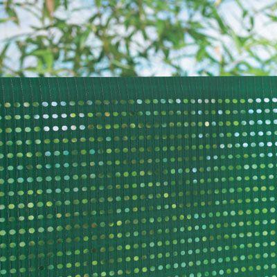 ecran jardin poly thyl ne blooma vert 3 x h 1 m castorama. Black Bedroom Furniture Sets. Home Design Ideas