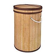Panier à linge bambou Papangue