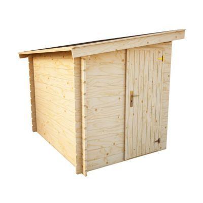Annexe pour abri de jardin bois BLOOMA Rusko 2,9 m²