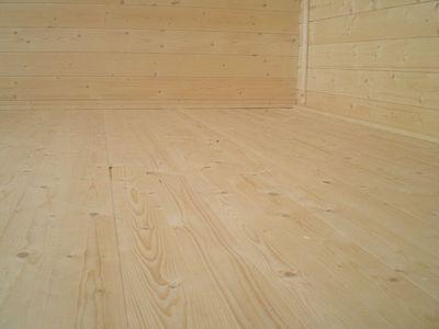 Plancher pour abri de jardin bois BLOOMA New Vantaa