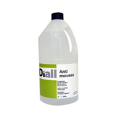 Nettoyant toitures Diall 2 litres   Castorama