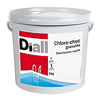 Chlore choc granulés 5kg