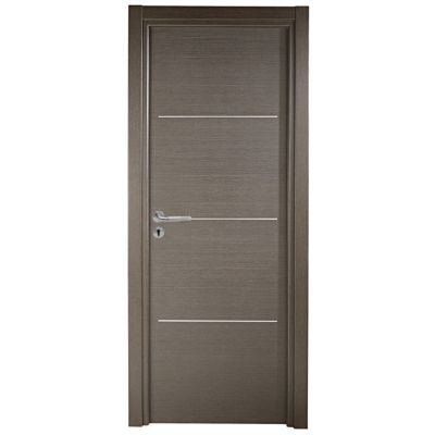 bloc porte geom triaconta gris clair 73cm poussant gauche castorama. Black Bedroom Furniture Sets. Home Design Ideas