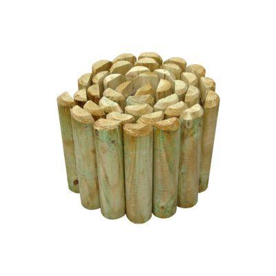 Bordure bois 1er prix l 180 x h 20 cm castorama - Bordure de jardin en bois pas cher ...
