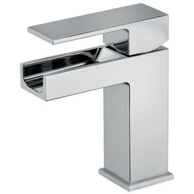 Mitigeur de lavabo cascade cooke lewis azola castorama - Lavabo salle de bain castorama ...