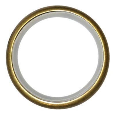 8 anneaux colours verdel métal ø28 mm