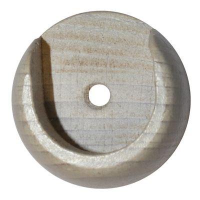 2 naissances disquecolours kordia chêne blanchi Ø28 mm