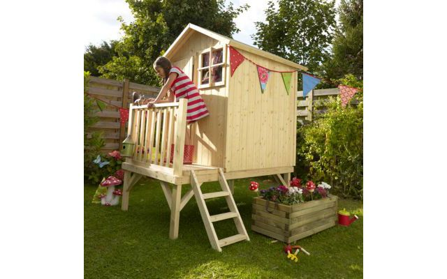maisonnette bois blooma alisma - Maison De Jardin Enfant En Bois