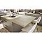 Plan de travail stratifié aspect bois décor chêne Québec 205 x 65 cm ép.38 mm (vendu à la pièce)