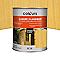 Lasure bois extérieur Colours garantie 4 ans ton chêne clair satin 1L