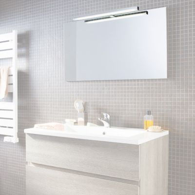 Miroir lumineux Cooke & Lewis Calao 90 cm
