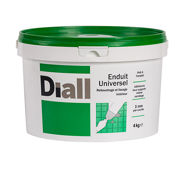 Enduit Universel Pate 4 Kg Castorama