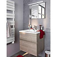 Miroir lumineux Cooke & Lewis Calao 60 cm
