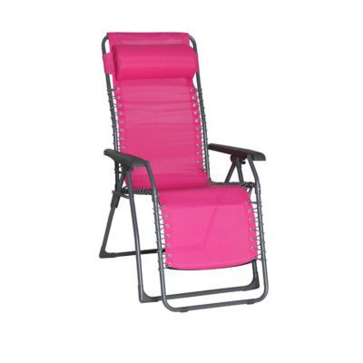 fauteuil relax harald rose castorama. Black Bedroom Furniture Sets. Home Design Ideas