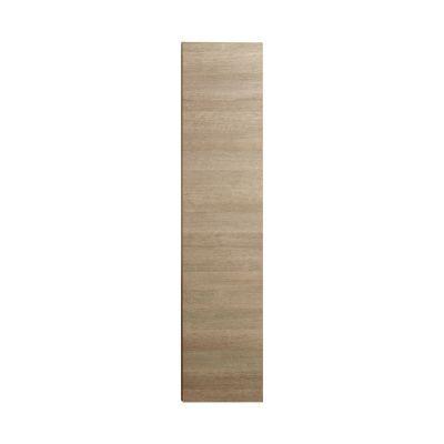 Colonne de salle de bains décor chêne naturel COOKE & LEWIS Calao 35 cm