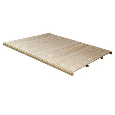 Plancher pour abri de jardin bois BLOOMA Akaa