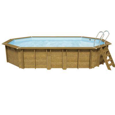 piscine bois kariba castorama
