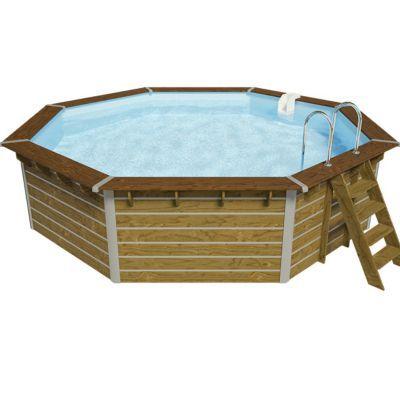 piscine bois kari