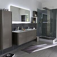 Colonne de salle de bains poivre Cooke & Lewis Ceylan