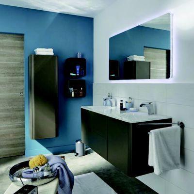 Miroir lumineux COOKE & LEWIS Ceylan 140 x 70 cm