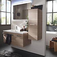 Demi colonne de salle de bains Cooke & Lewis Belice