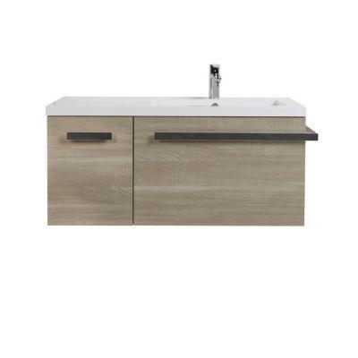 Meuble sous vasque version droite COOKE & LEWIS Belice 105 cm