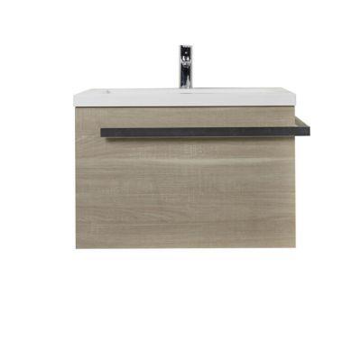 Meuble sous vasque chêne COOKE & LEWIS Bélice 70 cm