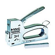 Agrafeuse manuelle Mac Allister 2 en 1