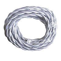 Câble torsadé Diall 2 x 0,75 mm 3m blanc