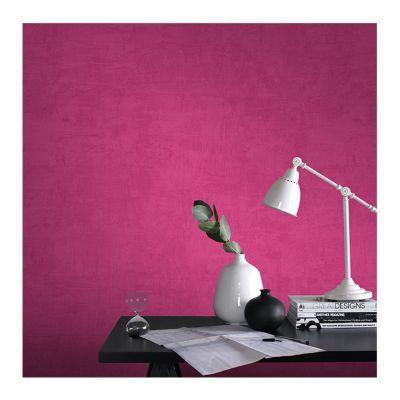 Papier peint vinyle expansé sur intissé COLOURS Graffiti rose