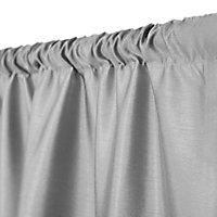 Rideau Annexia gris clair 140 x 250 cm