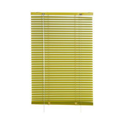 Store vénitien aluminium colours vert 100 x 180 cm
